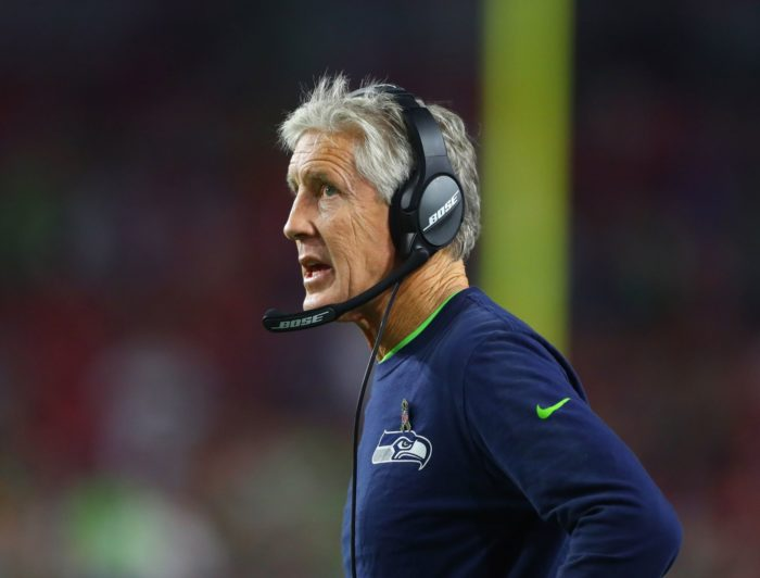 HCR 2018 Head Coach Preview: Pete Carroll