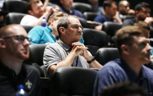 NFL Coaches Clinic (credit: AP)