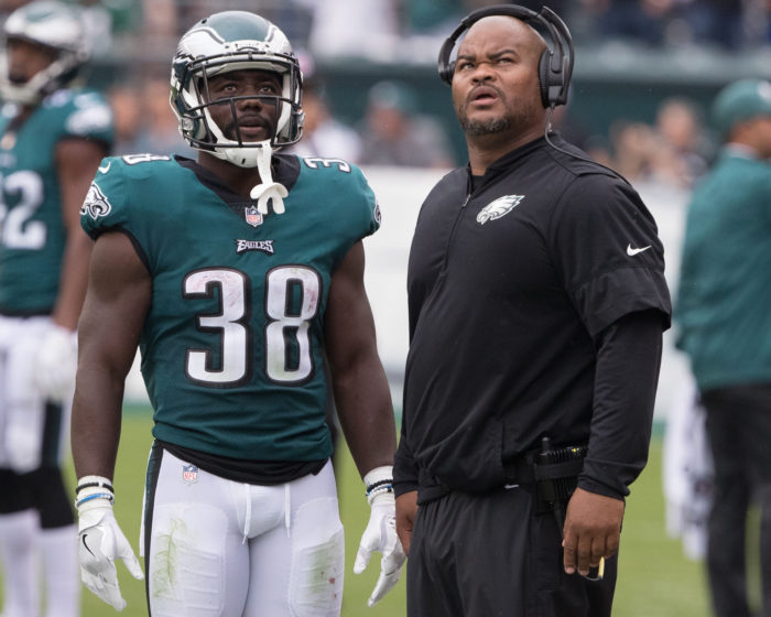 HCR Coaching Spotlight: Philadelphia Eagles Assistant Head Coach Duce Staley