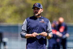 HCR Coaching Spotlight: Chicago Bears New Offensive Coordinator Mark Helfrich