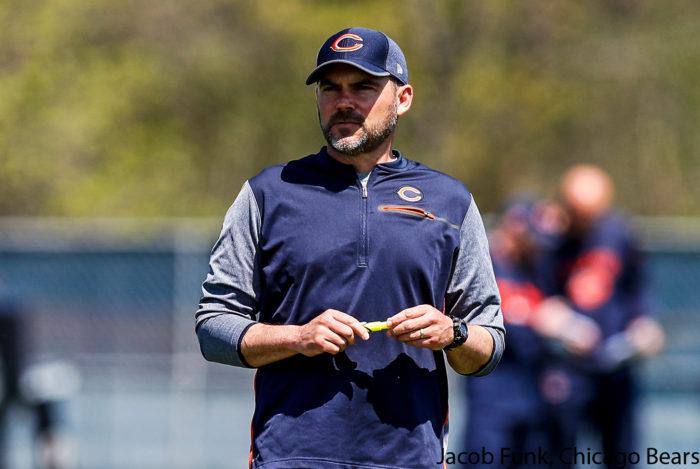 HCR Coaching Spotlight: Chicago Bears New Offensive Coordinator Mark Helfrich