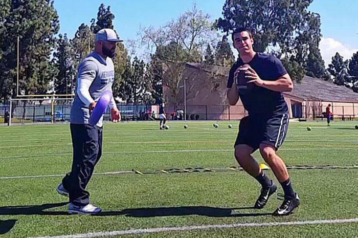 HCR Coaching Spotlight: Private QB Coach Danny Hernandez