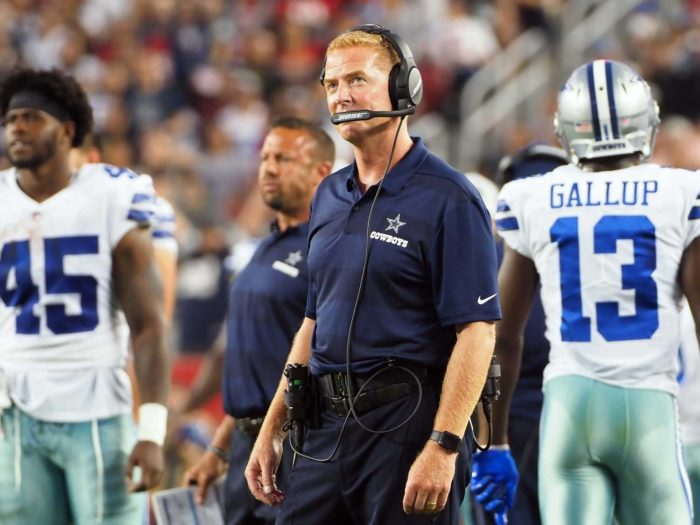 HCR 2018 Head Coach Preview: Jason Garrett