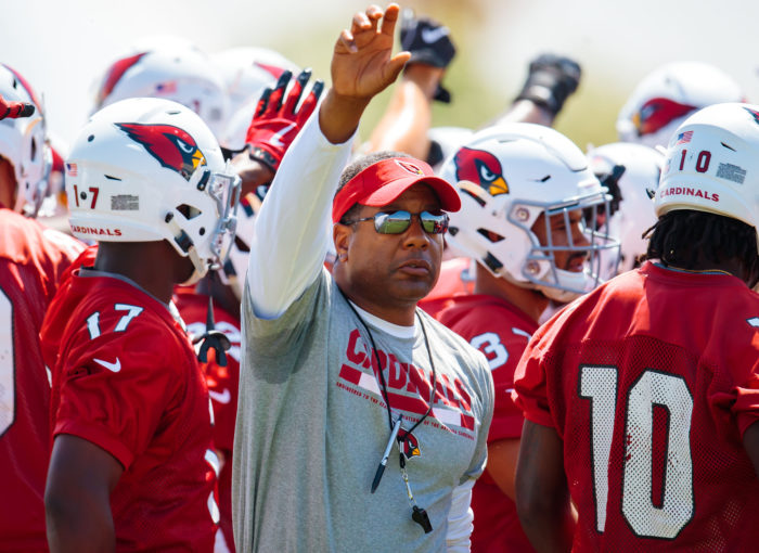 HCR 2018 Head Coach Preview: Steve Wilks