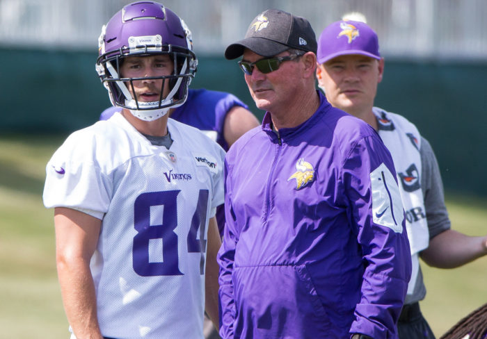 HCR 2018 Head Coach Preview: Mike Zimmer