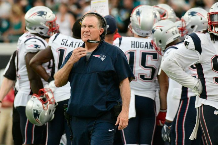 Situational Call of Week 2: New England's Fourth-Down Troubles