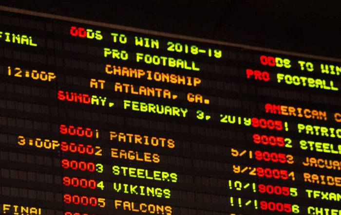 Using HCR to Pick Winners in NFL Action