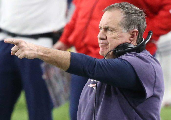 HCR 2018 Head Coach Preview: Bill Belichick