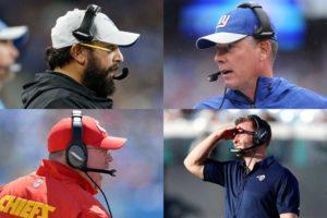 Head Coach Rankings for NFL Week 3