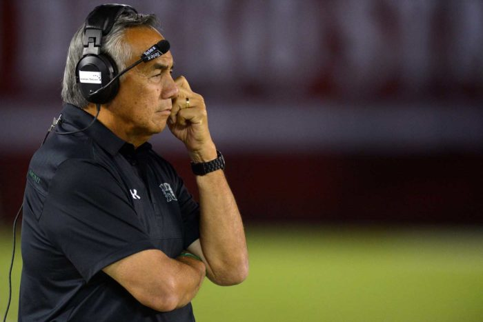 HCR Coaching Spotlight: 'Quarterback Guru' Norm Chow