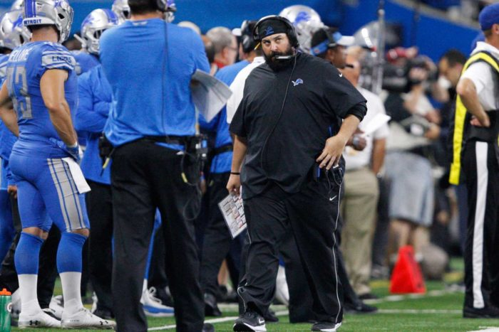 Is Week 2 Must-Win for Detroit Lions Head Coach Matt Patricia?