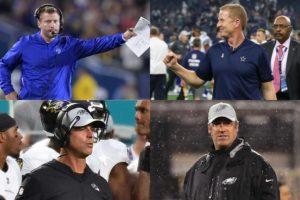 Head Coach Rankings for NFL Week 6