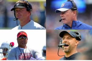 First-Year NFL Head Coaches: The Not-So-Magnificent Seven