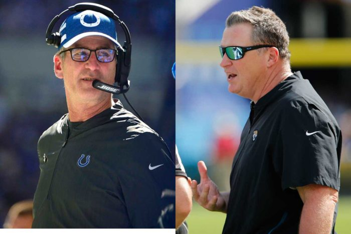 On the Sidelines: Closer Look At a Pair of Interesting Week 4 Coaching Decisions