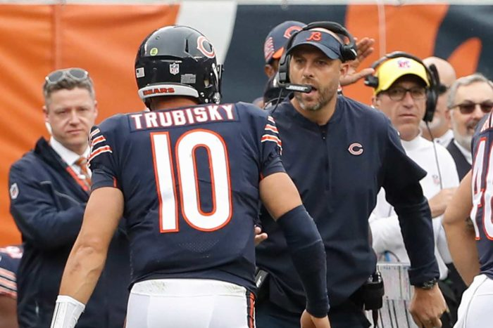 As NFL Playoffs Begin, Here's a Trend That Could Be Bad News for the Chicago Bears