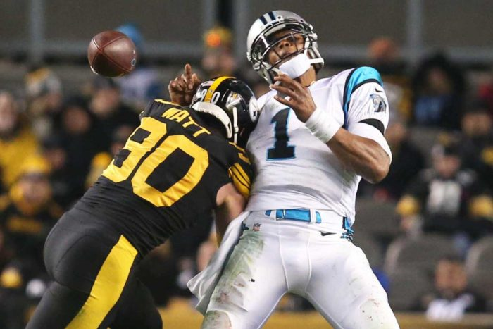 Playing Cam Newton in Fourth Quarter of Blowout Loss? Too Risky