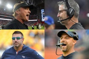 Head Coach Rankings for Week 14 in the NFL
