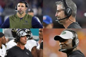 Head Coach Rankings for Week 15 in the NFL