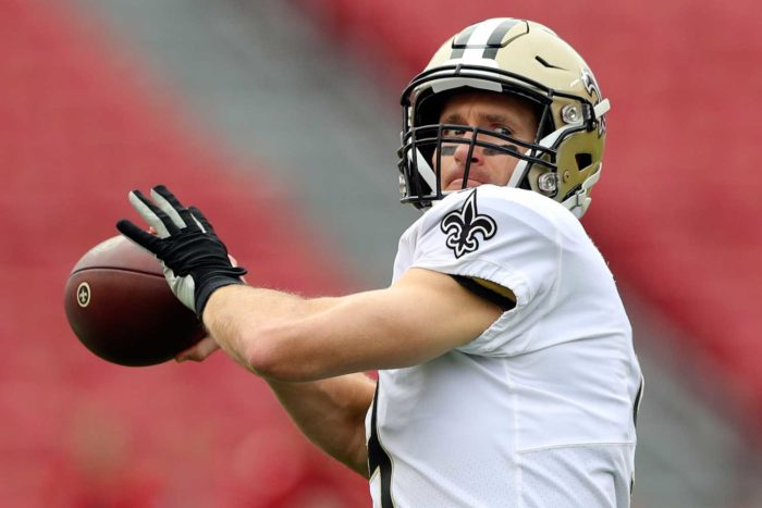 New Orleans Saints Still No. 1 in HCR's Game Control Index