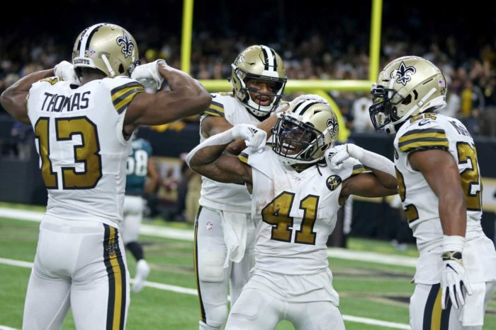 New Orleans Saints Are No. 1 in Latest Game Control Index