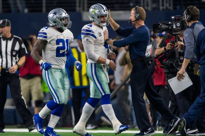 Dallas Cowboys Hang On To Defeat Seahawks in Wild Card Round