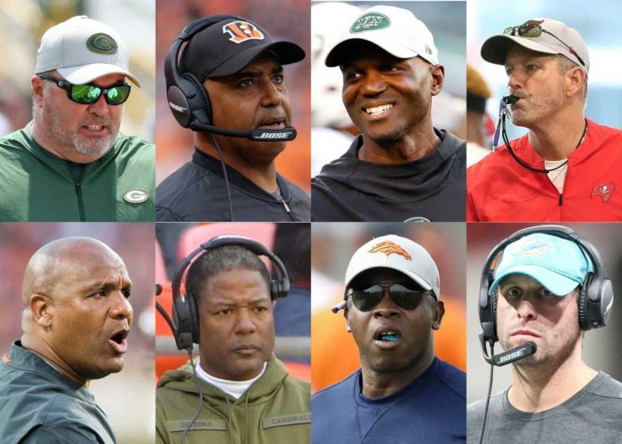 Assessing the Eight NFL Head Coaches That Were Fired in 2018