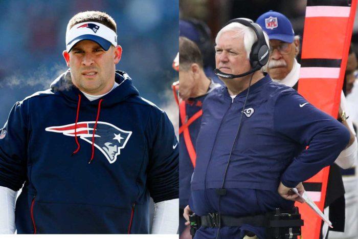 Super Bowl LIII Key Coaching Matchup: Josh McDaniels vs. Wade Phillips