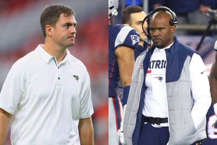 Rams' Zac Taylor and Patriots' Brian Flores Will Be Very Busy Before and After Super Bowl LIII