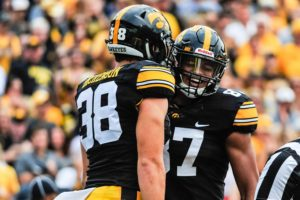 T.J. Hockenson and Noah Fant