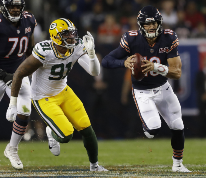 First Impressions: An Incredibly Inartistic Affair, Bears vs. Packers Throws Us Back