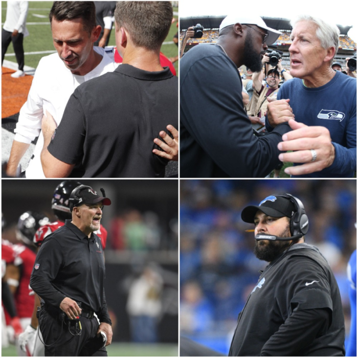 Head Coach Rankings for NFL Week 2