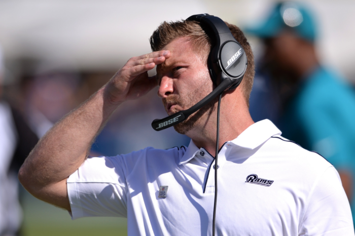 Sean McVay's Early-Season Stumbles may be Squandering a Huge Advantage Given to him by the NFL