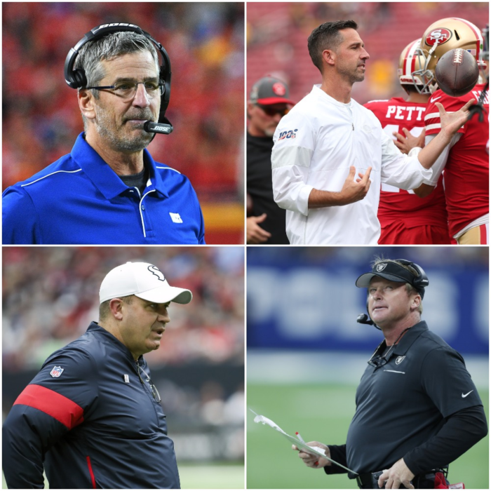 Head Coach Rankings Update After NFL Week 5