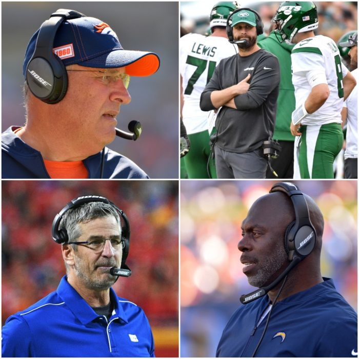 NFL Week 5 Monday Coaching Observations