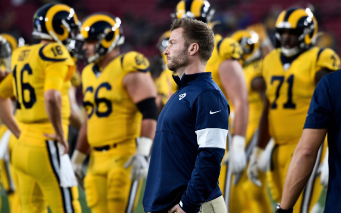Film Review: Rams Beatdown Was Historically Bad–How Will McVay Respond?