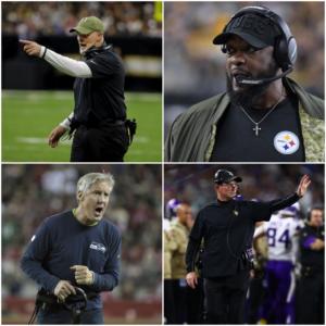 Head Coach Rankings Update After NFL Week 10