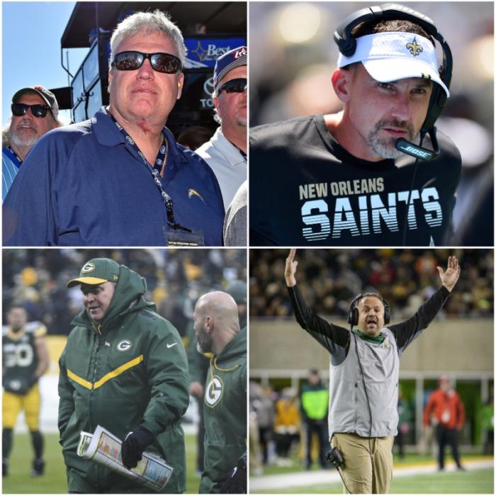 Head Coach Ranking's Top NFL Head Coach Prospects