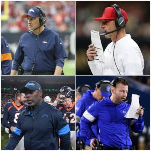 Head Coach Rankings Update After NFL Week 14