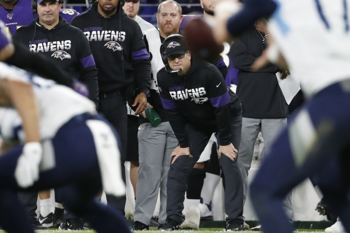 John Harbaugh's Overconfidence in Analytics Costs the Baltimore Ravens an AFC Championship Game Appearance