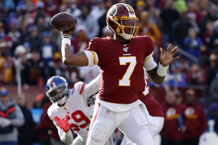 Can New Washington Redskins Offensive Coordinator Scott Turner Develop Quarterback Dwayne Haskins?