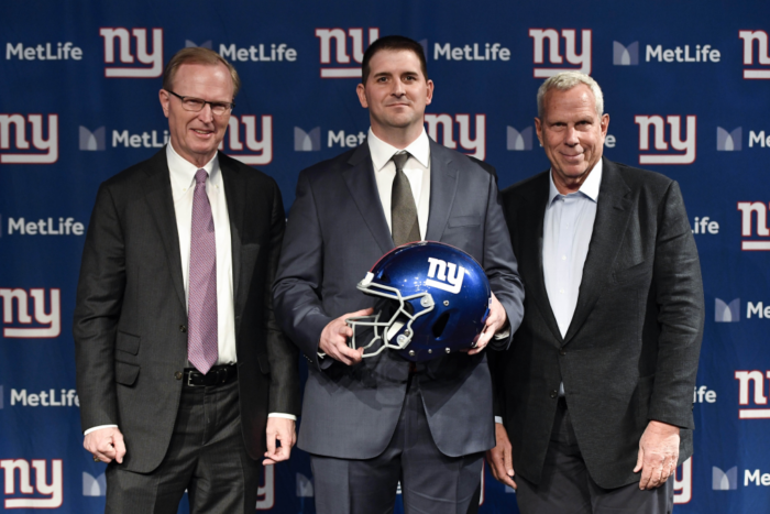 Joe Judge's Success Will Depend on the Patience of New York Giants Ownership