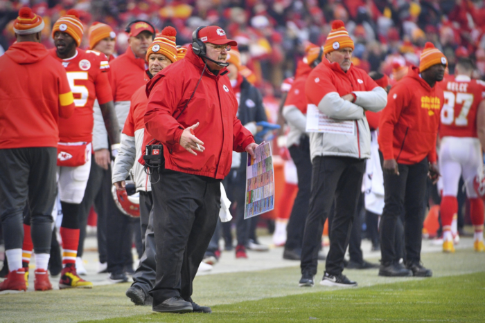 Andy Reid's Performance Was Poor Notwithstanding the Historic Victory