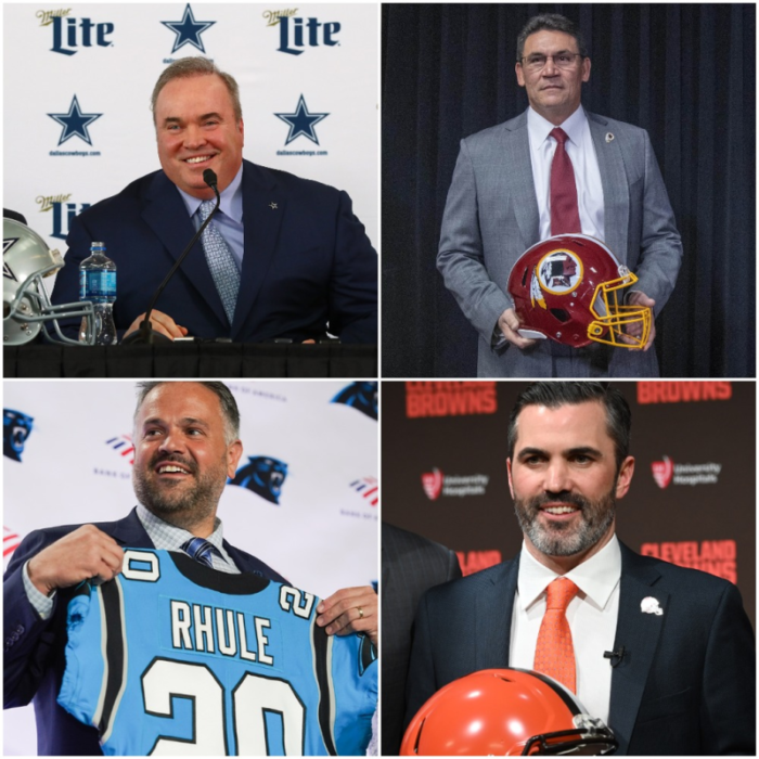 HCR's Ranking of the New Head Coaching Hires
