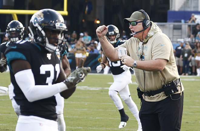 Jaguars Finally Understanding How To Lose In Order To Win