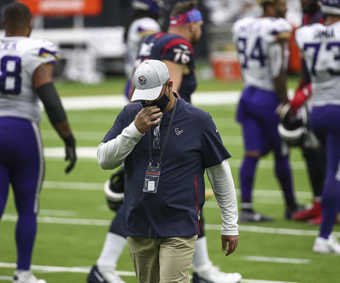 Why Bill O'Brien's Tenure At The Texans Is Over