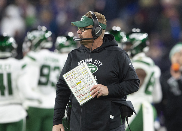 Is There Anything Functional Happening With Adam Gase's Jets Tenure?